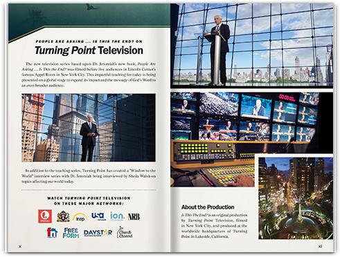 Turning Points Magazine & Devotional