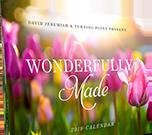 Wonderfully Made Turning Point 14 Month Calendar