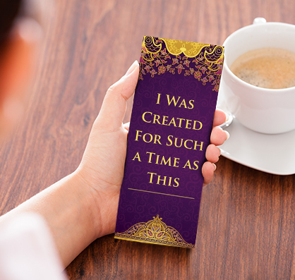 Free Encouraging Bookmark