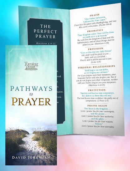 Pathways to Prayer Bookmark