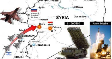 תקיפה ישראלית בצפון-מזרח סוריה. סוריה: הפלנו מטוס בשטח ישראל. תבוא תגובה חריפה!