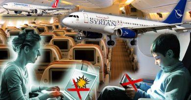 איסור העלאת מכשירים אלקטרוניים לטיסות: תסכול המערב מכישלונות המלחמה בטרור מוליד הנחיות ביטחון אבסורדיות