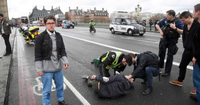 הפיגוע בפתח הפרלמנט בלונדון: המטרה השלטונית המערבית המרכזית ביותר שהטרוריסטים התקרבו אליה