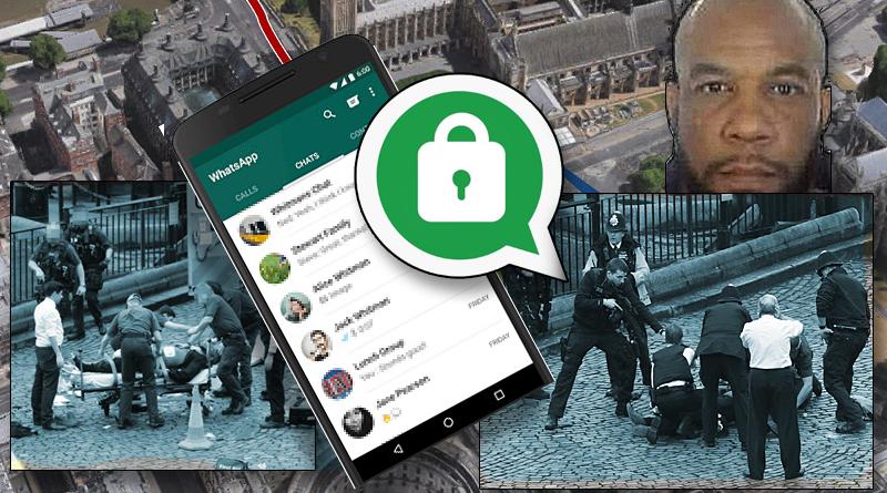 שיטת ההצפנה של וואטסאפ Whatsapp היא לא הגורם אלא התירוץ לכישלון הבריטי בפיגוע הטרור בלונדון