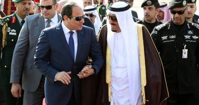 כאשר הים האדום הופך לעוד זירת עימות בין סעודיה לאיראן, מגיעים נשיא מצרים אל-סיסי לריאד ושר ההגנה האמריקני מאטיס לג'יבוטי