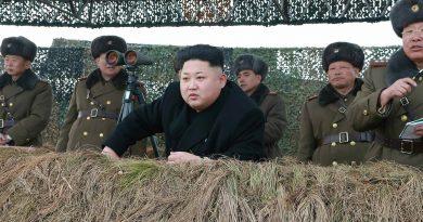 """המתיחות בין ארה""""ב וצפון קוריאה לשיא. טראמפ מכנס פגישת תדרוך סגורה של כל חברי הסנט עם הצמרת הביטחונית האמריקנית"""