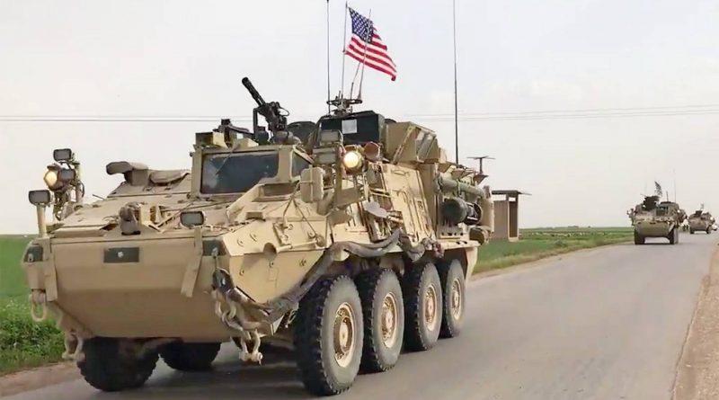 ארצות הברית הזרימה כוחות מרינס לגבול סוריה-טורקיה במטרה להגן על הכורדים מפני התקפות של צבא טורקיה