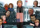 הנשיא טראמפ שק החבטות של כולם. אבל אלה שלומדים ממנו ומשתמשים בשיטותיו מנצחים בבחירות