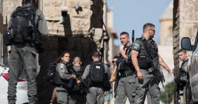 """ארה""""ב העניקה זמן נוסף לכוחות הביטחון והמודיעין הישראליים לבדוק איזה תשתית טרור הוכנה בהר-הבית"""