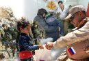 """מלחמת תעמולה: צה""""ל מול הצבא הרוסי.  כאשר בוריס מגיש עזרה הומניטארית בקונטרה-צה""""ל היה שם קודם"""