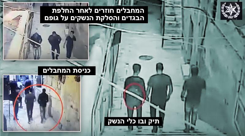 המודיעין הסעודי והירדני: המחבלים מאום אל-פאחם שביצעו את הפיגוע בהר הבית השתייכו לתא טרור של חיזבאללה