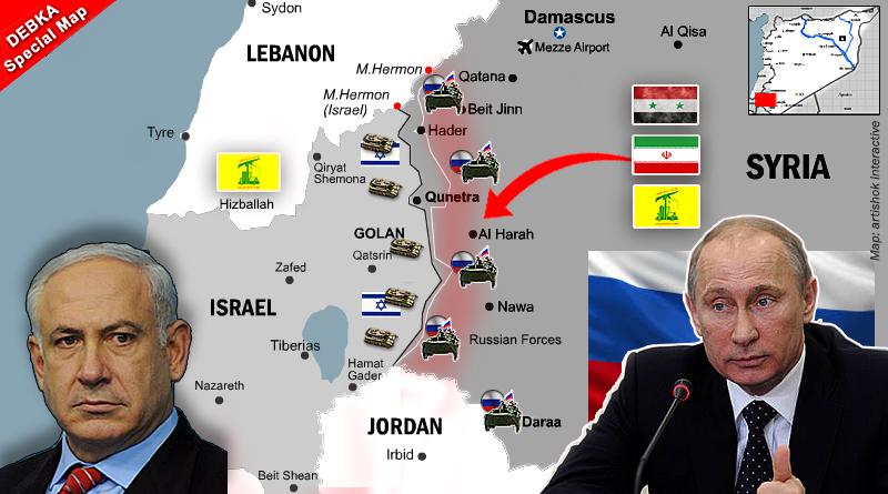 מתיחות בצפון עם נסיעתו נתניהו לפגוש את פוטין. איראן וחיזבאללה יכולות ליזום מהלך צבאי מוגבל