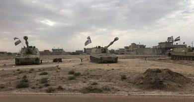 צבא עיראק ומליציות פרו-איראניות הציבו אולטימטום לצבא הכורדי לפנות את קירקוק. מבחן ראשון למדיניות האיראנית של טראמפ