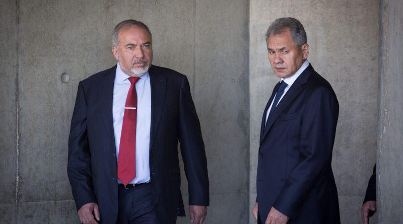 מדיניותה האיראנית של ישראל בין נשיא ארצות הברית דולנד טראמפ ונשיא רוסיה ולדימיר פוטין