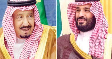 המלך סאלמן יעביר את השלטון בסעודיה לידי בנו הנסיך מוחמד. המלך החדש ינהל מלחמה באיראן שתתחיל בהתקפה ישראלית נגד חיזבאללה
