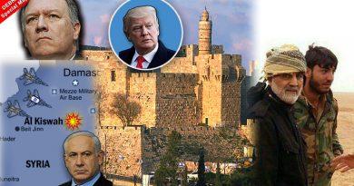 """תזוזות צבאיות אמריקניות במזה""""ת מתואמות עם ההפצצה הישראלית בסוריה, המהפך במלחמה בתימן, ובצעדי טראמפ בירושלים"""