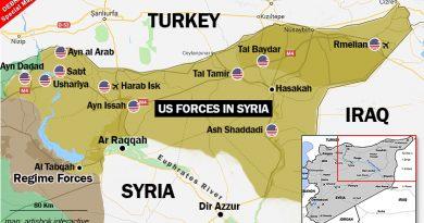 מהפך: טראמפ החליט להשאיר את הכוחות האמריקנים בסוריה לאחר שהגיע למסקנה כי פוטין אינו מוכן לעצור את התפשטות איראן בסוריה
