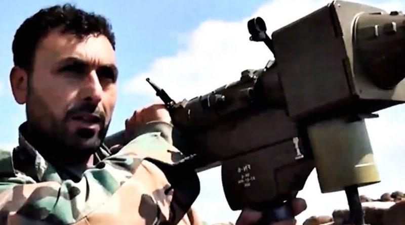"""כאשר ארדואן מאיים במלחמה נגד הכורדים באפרין ובמאנביג', מציידת ארה""""ב את הכורדים בטילי כתף נגד מטוסים"""