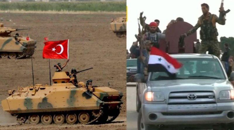 ההסכם הרוסי-טורקי-סורי-כורדי החשאי שהושג באפרין, ומונע בינתיים את המלחמה בין טורקיה לסוריה