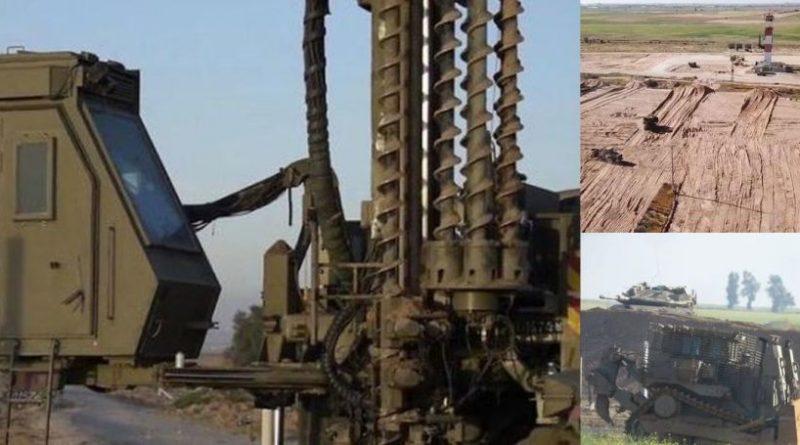 """צה""""ל  שיתק שתי מנהרות טרור של החמאס. מנהרה אחת הותקפה על ידי מטוסים. לתוך מנהרה שניה הוזרמו חומרים מרעילים"""