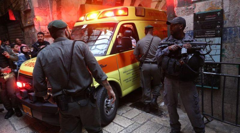 מתגברים פיגועי הדקירה והדריסה. עולה המתח הצבאי מסביב לרצועת עזה. התוכנית הפלסטינית להלהיט את השטח מעכשיו ועד ה-15 במאי