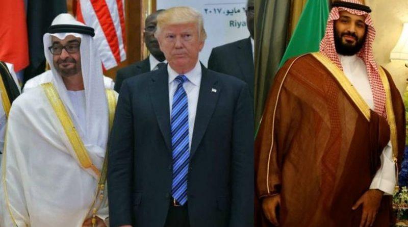 """הנשיא טראמפ ויורשי העצר של סעודיה וה-UAE יקימו השבוע ועדה לתיאום המהלכים נגד איראן. ארה""""ב החליטה כבר לפרוש מהסכם הגרעין!"""