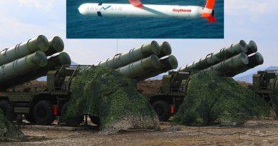 השקט שלפני הסערה: האם ה-S-400 הרוסי יכול ליירט את הטומהוק Tomahawk האמריקני?