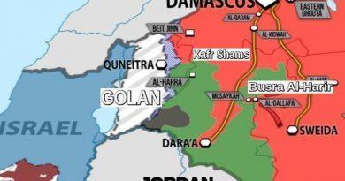 """הצבא הסורי פתח במתקפה באזורי קונטרה ודרעא. צה""""ל איננו מונע את התקדמותו"""