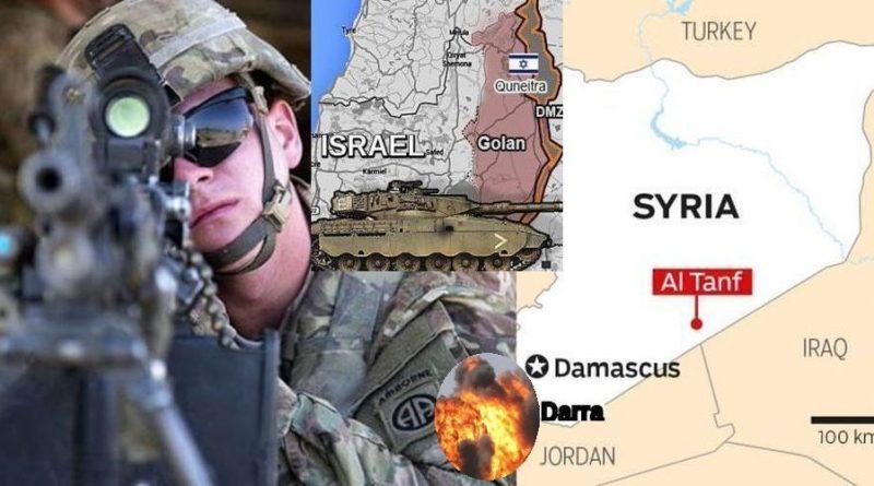 """המצב בדרום סוריה: נכשל מו""""מ רוסי-ישראלי. מפקדות איראניות פועלות בדרום. חיל האוויר הסורי מפציץ את המורדים"""