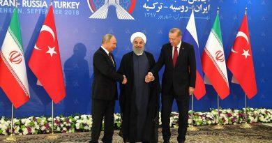 הסכמה רוסית-איראנית-טורקית להפוך את סוריה למכשיר העיקרי לעקיפת הסנקציות האמריקניות מעכב את פתיחת המתקפה על אידליב