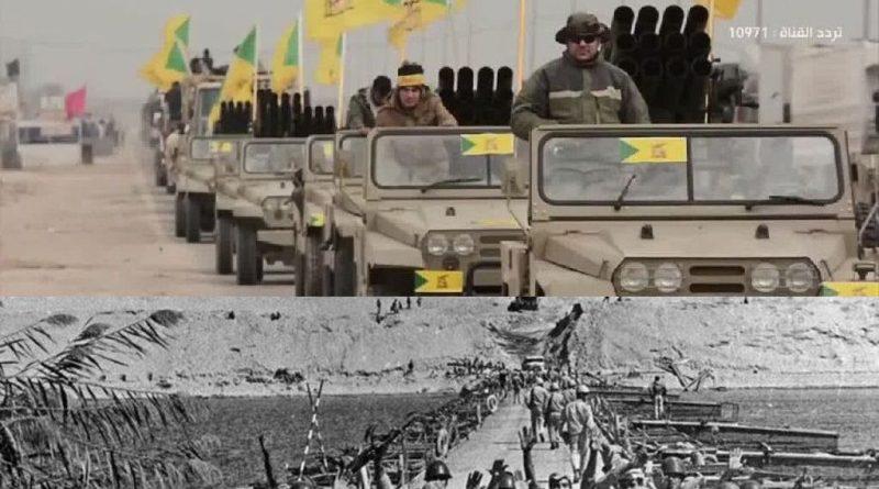 ההתעלמות מהגשר היבשתי האיראני לסוריה ב-2018 היא טעות אסטרטגית לא פחותה מזו של פלישת צבאות מצרים וסוריה ב-1973