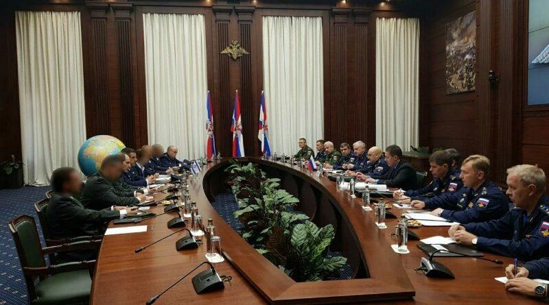 """הבדלים מהותיים בדרך שבה הצבא הרוסי וצה""""ל מפרשים את תוצאות ביקור האלוף נורקין במוסקבה. שיתוף הפעולה הצבאי יימשך"""