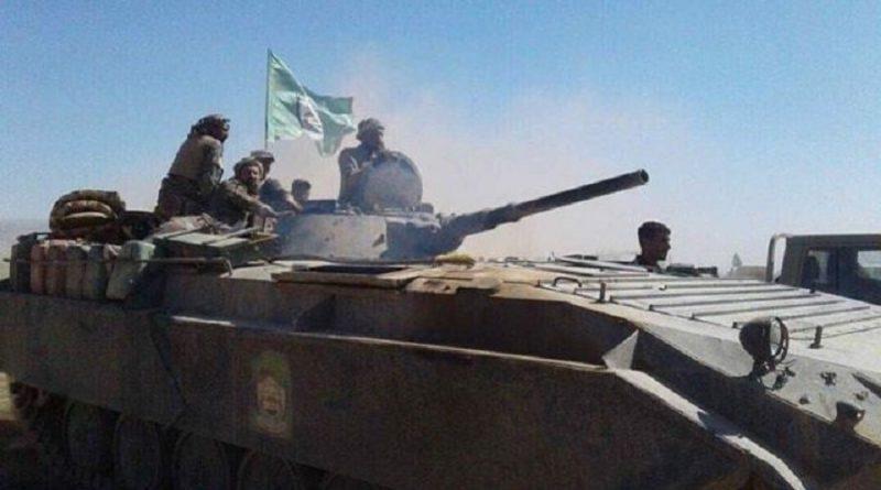 """מבחן ראשון לרמטכ""""ל כוכבי: איראן ריכזה על גבול עיראק-סוריה 10,000 חיילים עיראקיים המוכנים לחצות את הגבול לתוך מזרח סוריה"""