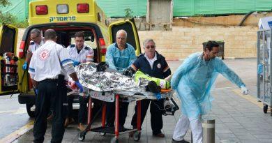 בפיגוע דקירה, חטיפת נשק וירי בצמתי אריאל  וגיתי נרצח ישראלי  ושני פצועים אנוש וקשה. מרדף אחר המחבל. חשש שחדר למרכז הארץ