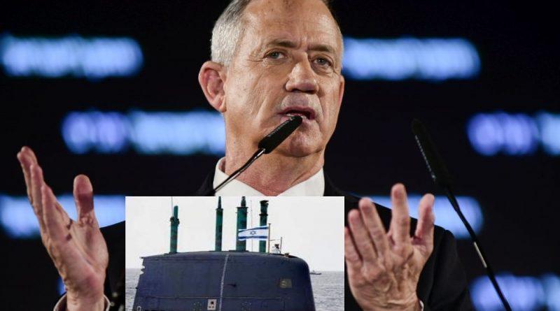 כאשר תיק הצוללות צולל למעמקים, גם 'כחול לבן' ממשיכה לרדת בסקרים. עד המדינה  מיקי גנור נעצר