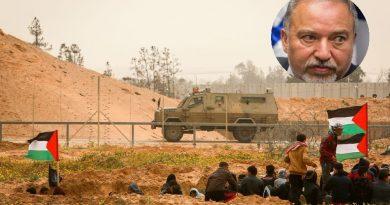 """אביגדור ליברמן חוזר לתפקיד שר הביטחון כאשר נתניהו וצה""""ל מתחייבים לפני החמאס שלא לפתוח באש על מטרות בעזה"""