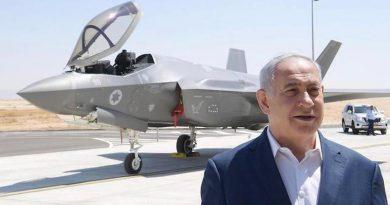 נתניהו קיים התייעצות ביטחונית עם מפקדי חיל האוויר בנבטים-בסיס מטוסי החמקן F-35. 'יכולים להגיע עד לאיראן'