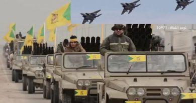המפקדה האיראנית הנערכת לתקיפת מטרות אמריקניות ובישראל נמצאת באבו קמאל באזור דיר א-זור ליד גבול סוריה-עיראק