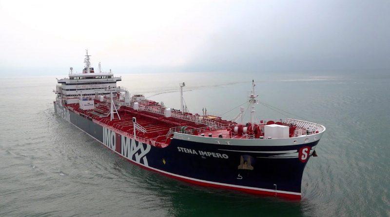 משמרות המהפכה האיראניים השתלטו על מכלית נפט בריטית. אילצו אותה לשוט לעבר בסיס צי איראני. עצרו מכלית בריטית נוספת ושחררו אותה