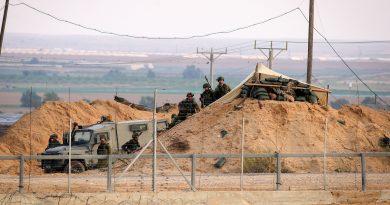 """מחבל שפתח באש על כוחות צה""""ל בצפון הרצועה נורה ונהרג.  שתי חזיתות החמאס נגד ישראל: ביירות ועזה"""