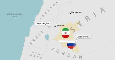 """תדהמה בצה""""ל: הכוחות הרוסיים בסוריה מאפשרים למשמרות המהפכה האיראנים ולחיזבאללה לחזור למוצבים בדרום סוריה מול גבול ישראל"""