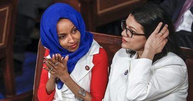 ישראל: לא תתאפשר כניסתן של שתי חברות הקונגרס הדמוקרטיות. נתניהו: כוונתן לפגוע בישראל. גינויים  של המפלגה הדמוקרטית