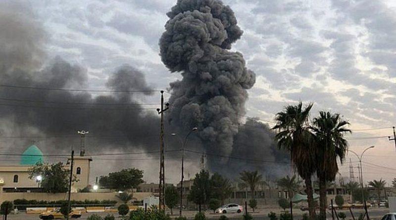 עיראק סגרה את כל המרחבים האוויריים שלה לתנועה בניסיון למנוע המשך התקפות ישראליות על מתקנים של מליציות שיעיות פרו איראניות