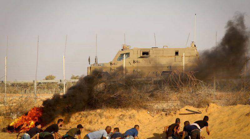 לא הצמרות המדיניות והצבאיות של ישראל וגם לא של החמאס מסוגלות לפרוץ את מסגרות מדיניות 'ההכלה' שהם הקימו
