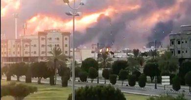 """בלעדי: המל""""טים ההוטים/איראנים שתקפו את בתי הזיקוק הגדולים בעולם בסעודיה המריאו מבסיסים של המליציות השיעיות בעיראק"""