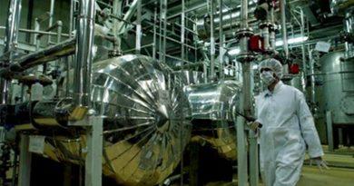 נשיא איראן רוחאני: איראן מחדשת את פעולות המתקן התת-קרקעי הגרעיני בפורדו. צעד איראני משמעותי לקראת ייצור של נשק גרעיני