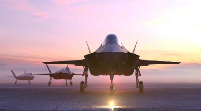 """המידע האחרון המגיע ממשרד ההגנה הרוסי: ארה""""ב מקימה בישראל מחסות למאות מטוסי חמקן F-35 של חיל האוויר האמריקני"""