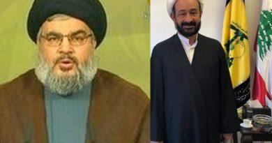 איראן מינתה את חסן נסראללה כממונה על 'התיק העיראקי' במקומו של הגנרל קאסם סוליימני