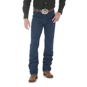 Wrangler Men's Cowboy Cut Slim Fit Prewashed 936PWD