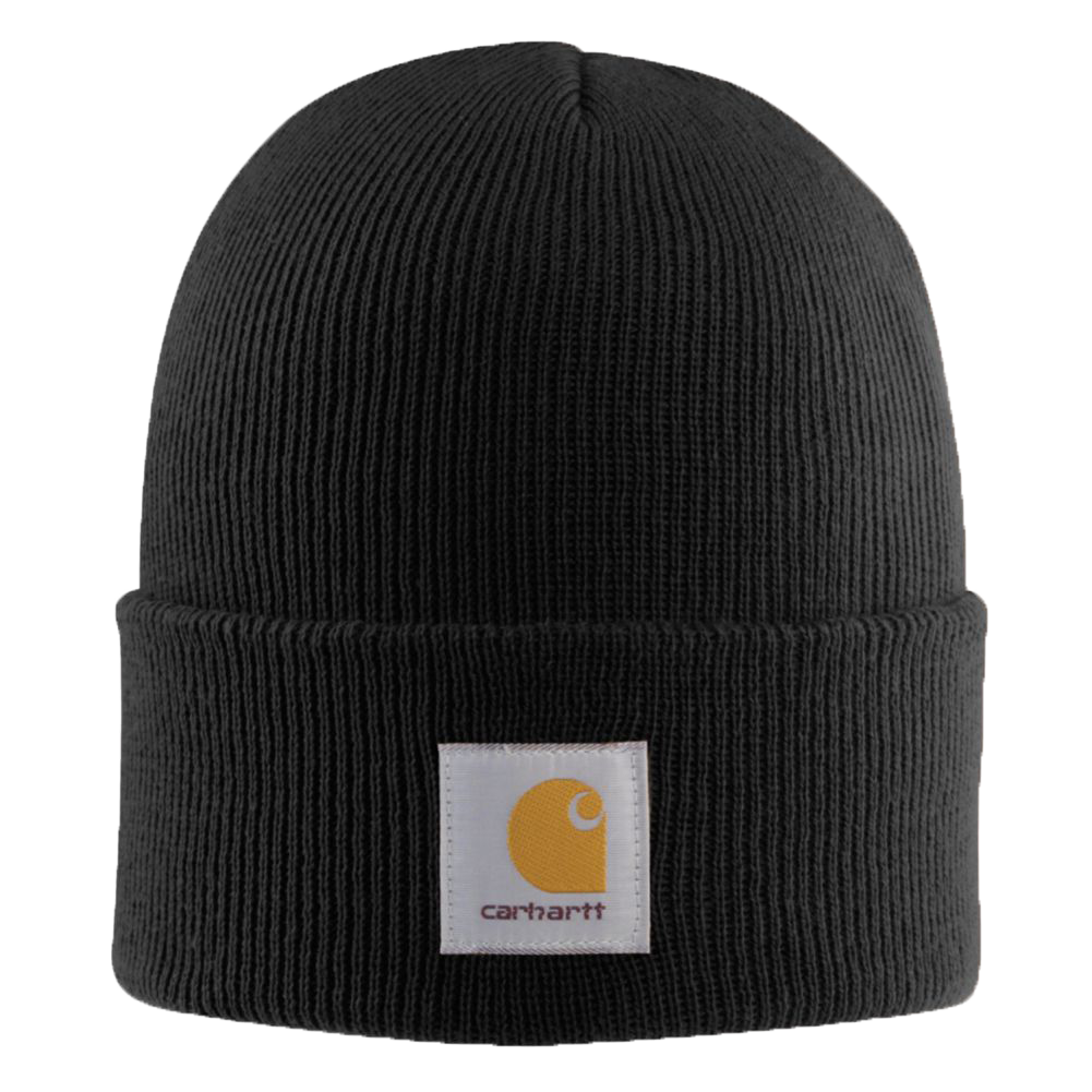 Carhartt Watch Cap Black A18BLK
